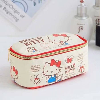 L030 กระเป๋าผ้า Hello Kitty