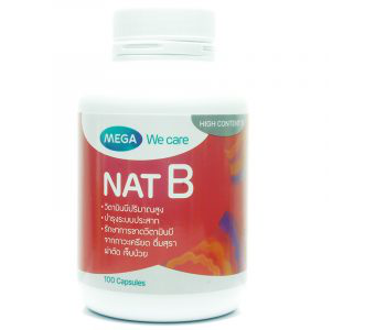 NAT B 100 Capsules
